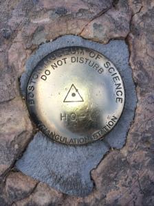 Boston Survey Monument