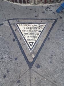 Hess Triangle NYC